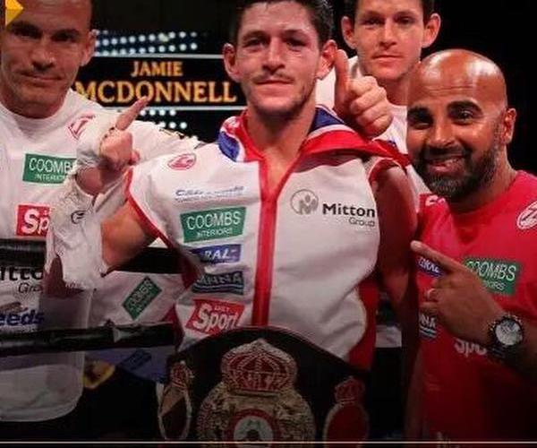 jamie mcdonnell dave coldwell
