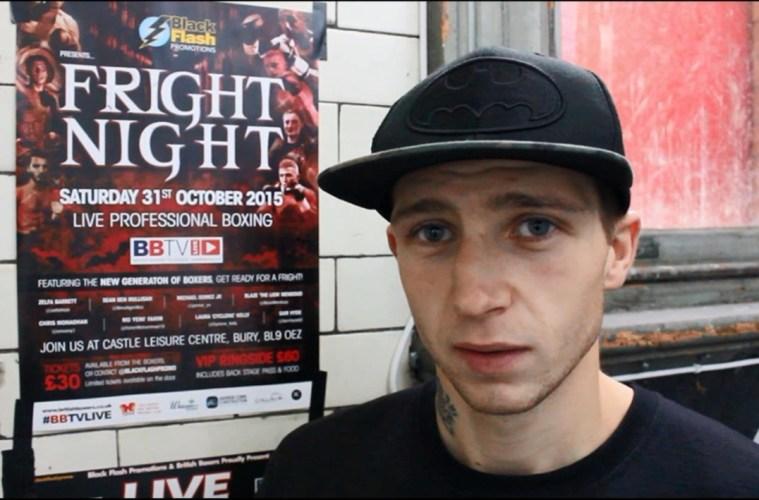 chris monaghan boxing-