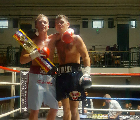 'Make or Break' Dovebox show: Fight Report from York Hall