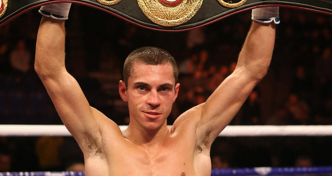 Scott Quigg against Viorel Simion set for Joshua-Klitschko Wembley undercard