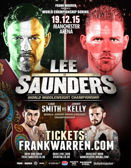 smith v kelly poster boxing