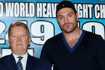frank warren tyson fury copy