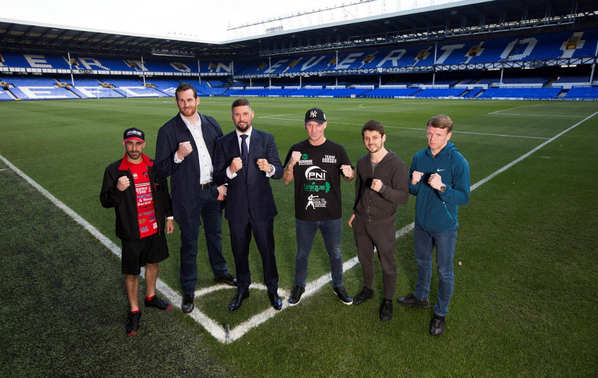 Bellew at Goodison Park1