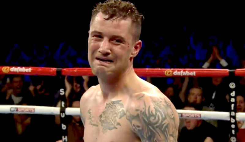 ricky burns win