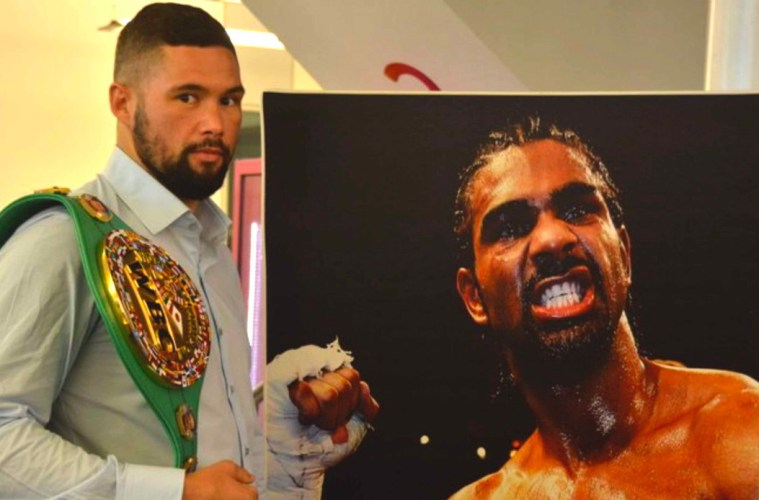 tony bellew-david haye