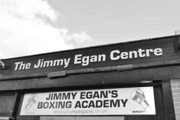 jimmy egan boxing academy