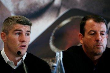 Liam Smith & Saul 'Canelo' Alvarez Head-to-Head Press Conference