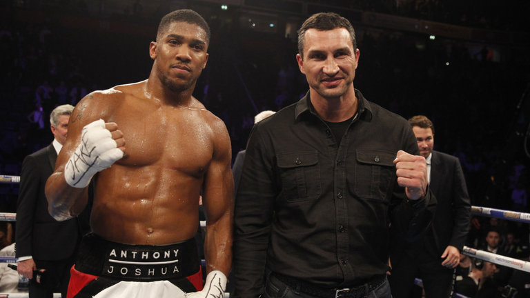 Anthony Joshua talks about his experiences in a Nigerian boarding school