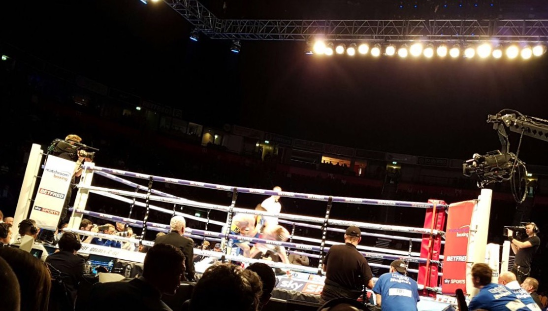 Undercard Results from Manchester Arena: Crolla-Linares II