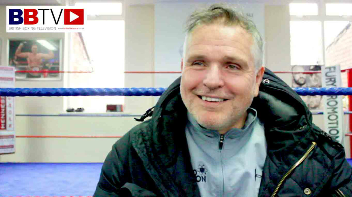 VIDEO: Peter Fury Special - Hughie's world title shot, Tyson update
