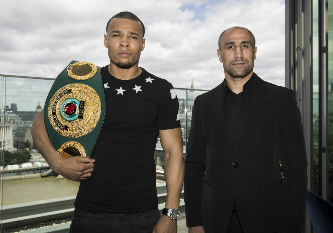 Eubank Jnr – Arthur Abraham – Two Sides Of A Coin