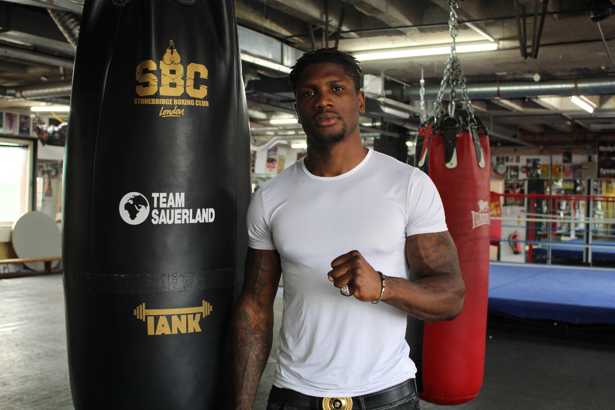 Team Sauerland sign British cruiserweight prospect Mikael Lawal