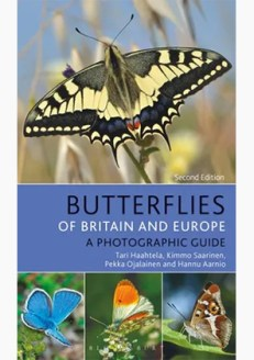 Butterflies of Britain and Europe; A Photographic Guide - 2nd Edition