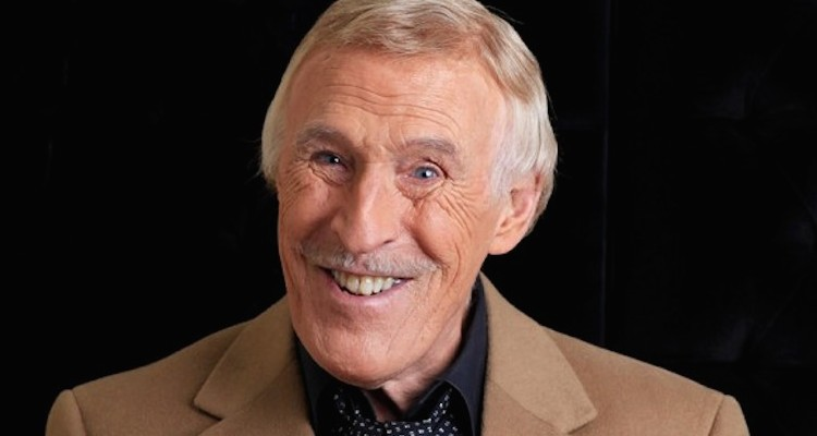 bruce forsyth takes his turn with a celebrity audience in an audience with bruce forsyth