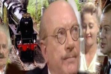 Arhur Lowe stars in bbc radio comedy Parsley sidings