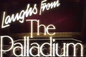 laughs from the palladium title card