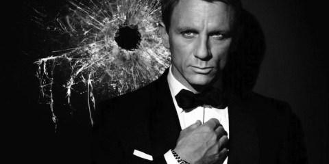 Daniel Craig is james bond in spectre.