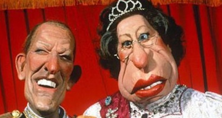 spitting image was just one of the many comedy highlights of the 1980's