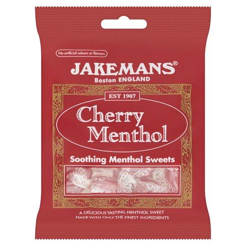 Jakemans Cherry Menthol Sweets Misc