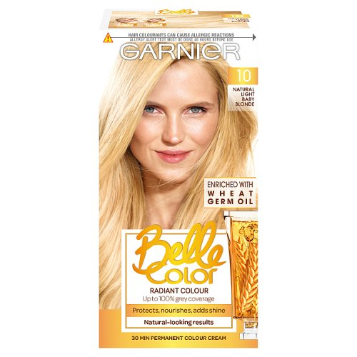 Belle Colour Lightest Baby Blonde No 10