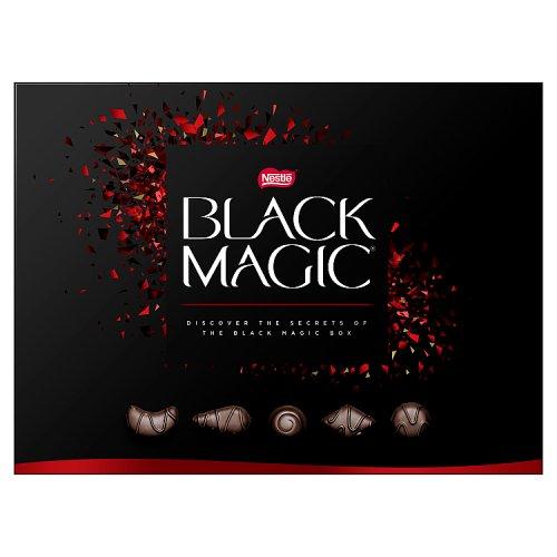 Nestle Black Magic Large Size Confectionery Boxed
