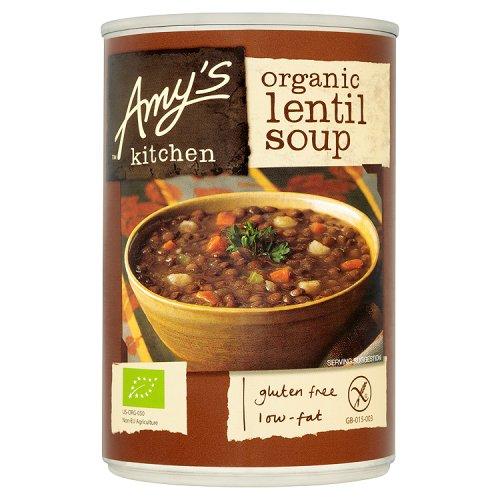 Amys Kitchen Lentil Soup Snack Meals