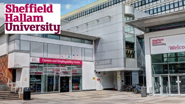 Sheffield Hallam University | British Council