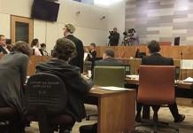 mock trial proceedings