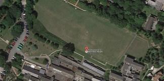 satellite view of margate deaf school