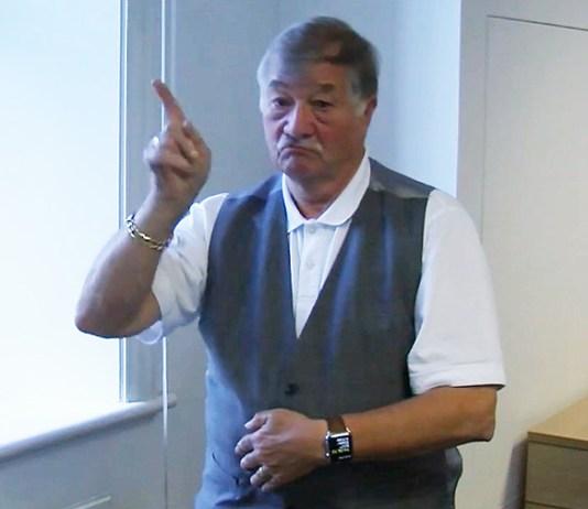 Dr Terry Riley - BDA Chair