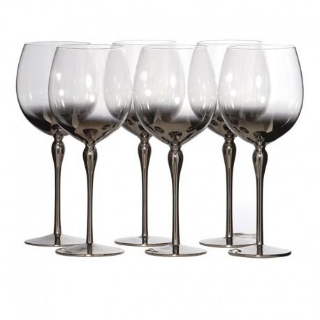 pack de 6 verres a vin