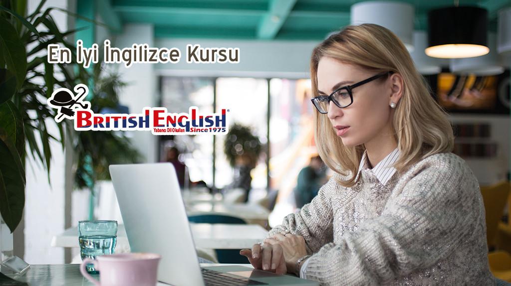 en iyi ingilizce kursu British English