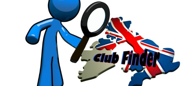 Local Club Finder