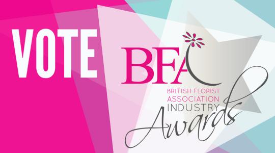 BFa industry awrads and Gala night at FleurEx 2019.