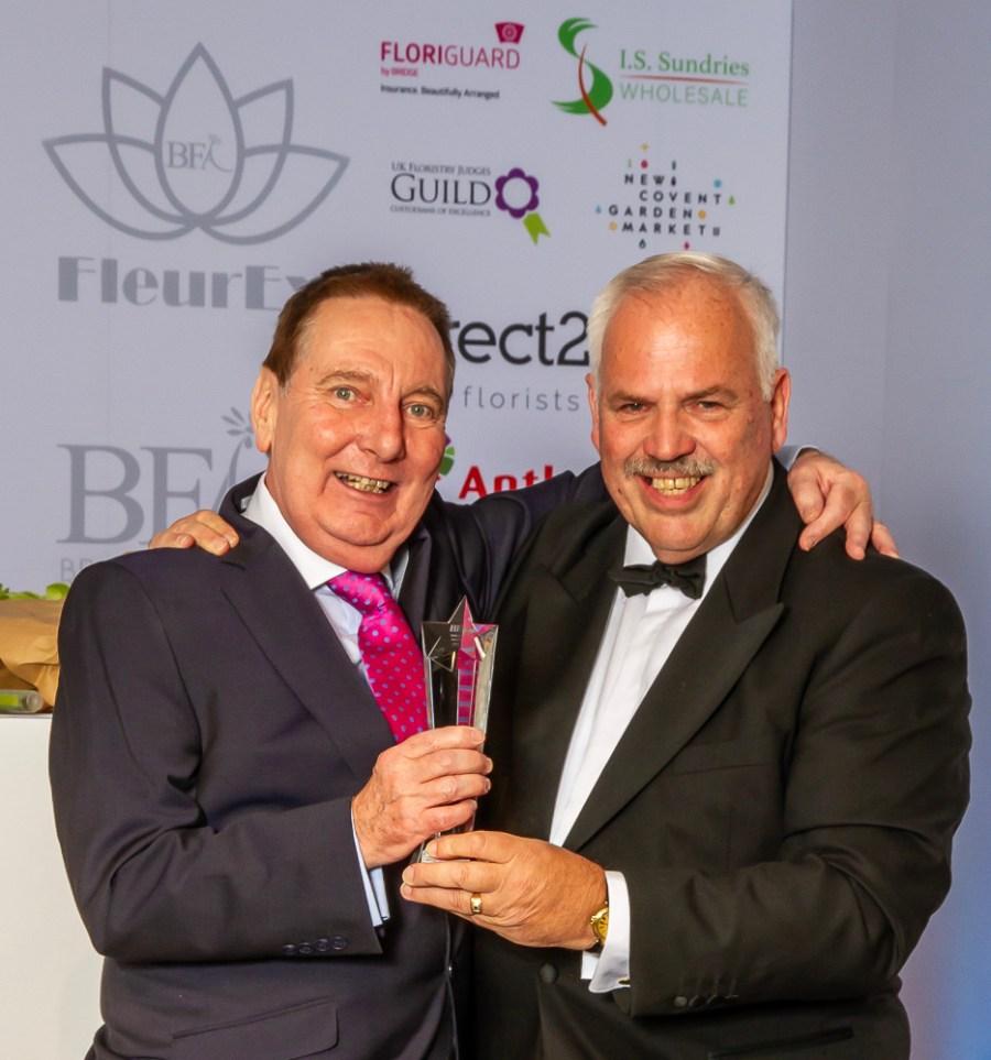IS Sundries Wholesale of florist sundries winner of BFA Industry awards 2019