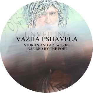 Talk and Book Launch of 'Unveiling Vazha Pshavela' on 1 March 2019