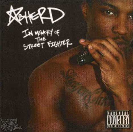 Asher D - In Memory Of The Street Fighter CD [AD82]