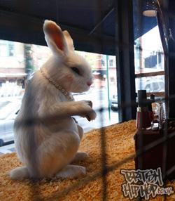 Banksy - Rabbit