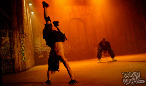 Pied Piper- A Hip Hop Dance Revolution