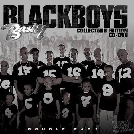 Bashy  To Drop Black Boys Special Edition DVD