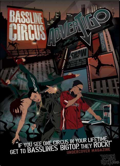 Bassline Circus - Advertigo