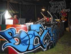 Bassline Circus - DJ Set Up