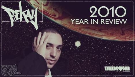 Bekay - 2010 Year In Review [Audio]