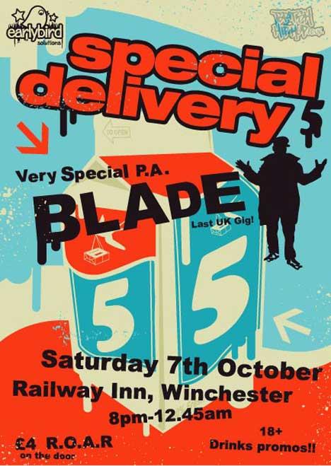 Blade Last Ever Live Performance