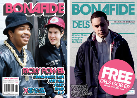 Bonafide  Magazine - Old School X New School Special - Issue 05 Out Now