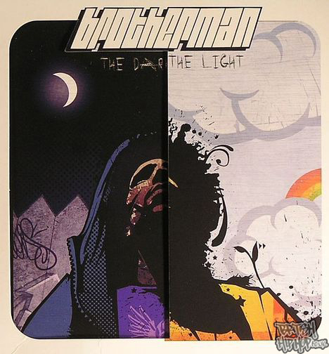 Brotherman - The Dark / The Light CD [Silent Soundz]