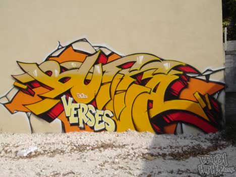 Butta Verses - Graffiti Gallery