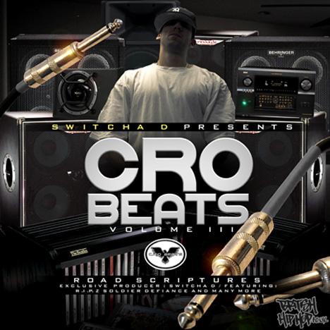 CRO Beats Vol. III : Road Scriptures CD [SwitchA D.com]