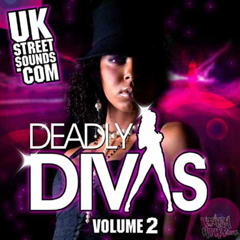UKStreetSounds Presents Deadly Divas Vol.2 CD [UKStreetSounds]
