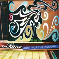 DJ Samo - Just For The Record  CD [New Bias]